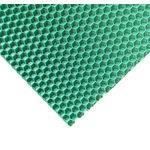 Лист Вощины 40 на 25 см, цвет зелёный